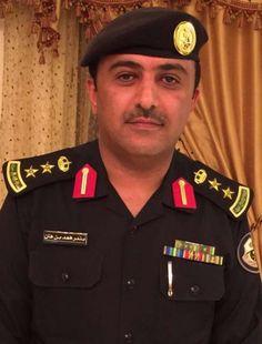 العقيد بندر بن فهد #الشريف مديرًا لدوريات الأمن بـ #جدة  http://mnaspat.com/2506  #مناسبات #ترقيات_وتخرج
