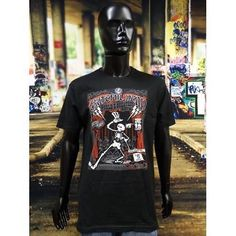 NEW IN STOCK! Grateful Dead Official Merchandise Uni-Sex Tee Shirt SHOWTIME http://ift.tt/1LmkhKA