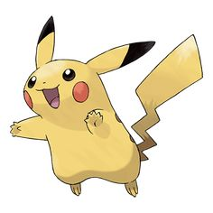 Pikachu Pokemon Go is an Electric Type Pokemon.Whenever Pikachu comes across something new, it blasts it with a jolt of electricity. Type Pokemon, All Pokemon, Pokemon Facts, Pikachu Pikachu, Marvel Movie Characters, Classic Cartoon Characters, Classic Cartoons