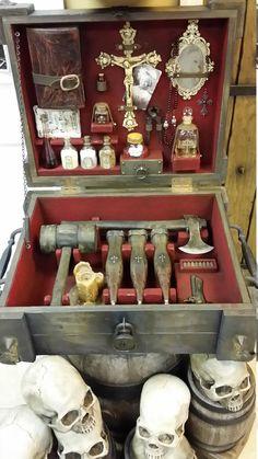 Vampire stake for  vintage antique  Slayer Kit vanhelsing twilight Gothic ooak
