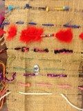 Artsonia Art Exhibit :: Burlap Weavings, 4th