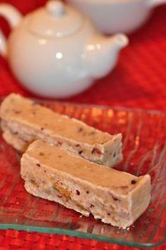「【バレンタイン】大人のホワイトチョコバー」ロッキン | お菓子・パンのレシピや作り方【corecle*コレクル】