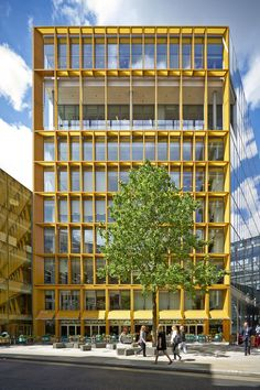City of London Building Award 2016 Winners Announced,One New Ludgate by Fletcher Priest Architects. Image © Tim Soar