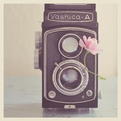 ~ old fashioned camera ~