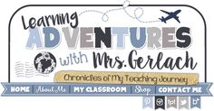 Learning Adventures with Mrs. Gerlach