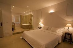 Great bedroom #ibiza #bedroom