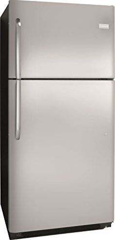 #manythings 30 Inch #Top-Freezer Refrigerator with 20.3 cu. ft. #Capacity, 2 Space Wise Glass Shelves, Gallon Door Storage, Store-More Crisper Drawers, Frost-Free...