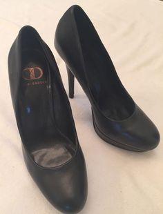 da072846498 Kelsi Dagger Women s Black Platform High Heel Shoes-7  KelsiDagger   Stilettos  WeartoWork