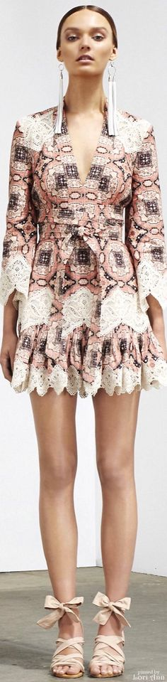 Zimmermann.           Resort 2016.