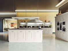 Cucina in legno moderna 24 | Progetti da provare | Pinterest