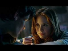 Tearjerker: The Ponds Farewell - Why Do We Fall - Prequel to The Angels Take Manhattan - Doctor Who - YouTube