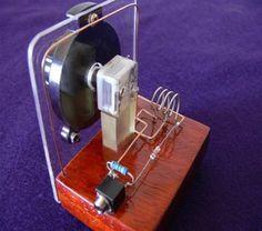 hifi diy fm crystal radio