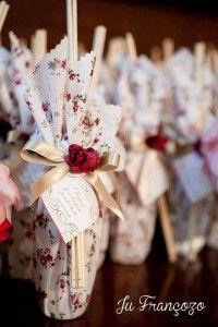 lembrancinha perfume de casamento