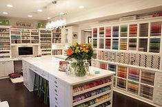 My Field of Dreams: A Photo-tour of The PaperMint Crafting Studio