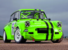 Ford Anglia Hot Fords