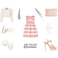 """Love spring"" by alinebrehier on Polyvore"