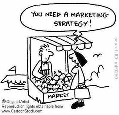 Having a marketing strategy is essential to all businesses--big or small.