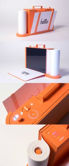A Printer You Won't Despise! READ FULL STORY AT YANKO DESIGN