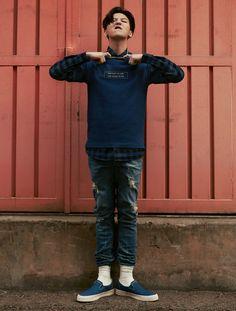 More Photos of G-Dragon for 8 Seconds Collaboration [PHOTO] - bigbangupdates