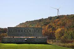 Luther College  MY SCHOOOOLLLL.