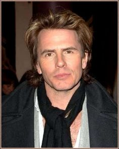 Photo of John Taylor (Duran Duran). Goodness some men just get better with age.