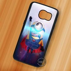 Mini of Steel Man of Steel - Samsung Galaxy S7 S6 S5 Note 7 Cases & Covers
