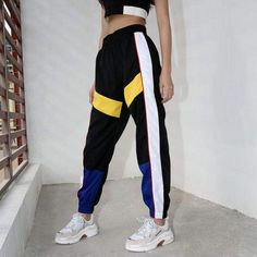 Women's Clothing Bottoms Men Women Pants Unisex Fashion Sweatpants Capris Loose Solid Fleece Workout Gym Pants Elastic High Waist 2019 New Convenient To Cook