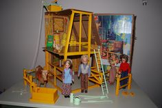 Vintage Mattel Sunshine Family Farm