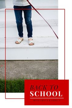 back to school denim // giveaway!
