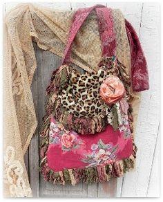 Prairie Couture Carpet Bag