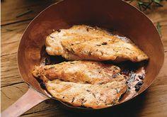 Filé de frango com creme de milho é uma receita clássica que agrada a toda família - Salgados - Receitas - CLAUDIA - VOCÊ INTEIRA
