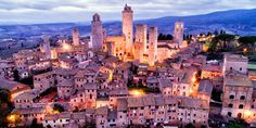 towns in tuscany