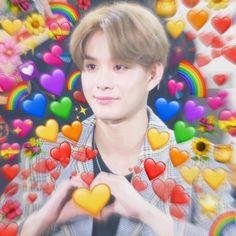 40 Trendy Ideas for memes faces nct jungwoo Nct 127, Memes Funny Faces, Cute Memes, K Pop, Heart Meme, Memes In Real Life, Jung Woo, Kim Jung, New Memes