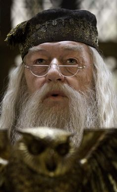 O Dumbledore, how I miss you...