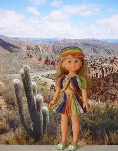 Canyon de Tupiza décor de western, plantés de roches rouges et de cactus, (3)