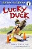 """Lucky Duck"", illustrated by Brian Lies."