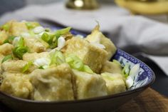 Tofu nach Art des Nordens