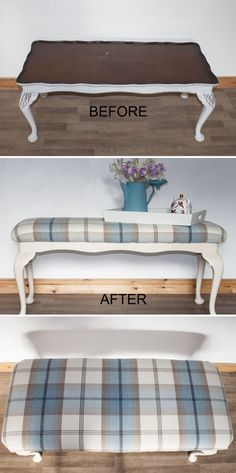 Up-Cycled Classic Vintage Bench | United Kingdom | Gumtree