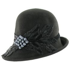 Here's another beauty from Hats in the Belfry.