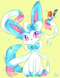 Extremely Cute Shiny Sylveon