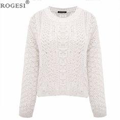 Women Cardigan Women Sweater Long Sleeve Poncho High Quality Wool Women's Clothing