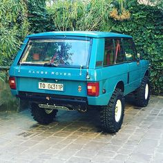Range Rover Classic Modified The Most Popular - Rangie - Range Rover Classic, Range Rover V8, Range Rover Off Road, 4x4, Garage Workshop Plans, Ranger, Expedition Vehicle, Cool Trucks, Rc Trucks