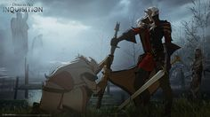 dragon age inquisition concept art - Google Search