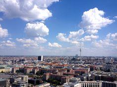 Panoramapunkt Potsdamer Platz, der schnellste Aufzug Europas & Panoramaterrasse