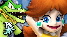 ICE HOCKEY! - Mario & Sonic Winter Olympics 2014 (Part 2 of 2)