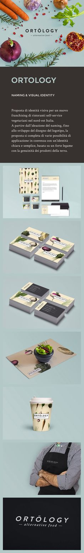 Ortology Branding | Fivestar Branding – Design and Branding Agency & Inspiration Gallery