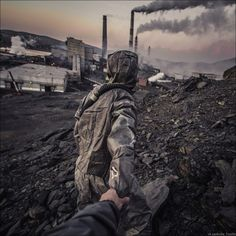 ~ Reaping A Brave New Life ~ dystopian • writing inspiration • setting • post-apocalyptic