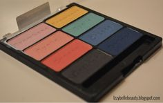 Izzy.Belle.Beauty wet n wild color icon eyeshadow collection in poster child