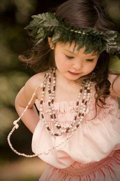 young hula keiki