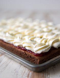 Mäenlaskijan mokkapalat | Reseptit | Kinuskikissa Pie, Desserts, Food, Torte, Tailgate Desserts, Cake, Deserts, Fruit Cakes, Essen